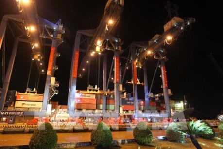 Tổng công ty Tân Cảng Sài Gòn phát lệnh làm hàng đầu Xuân Canh Tý 2020
