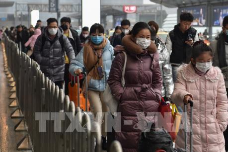 Dịch do virus Corona: Trung Quốc có thể tổn thất 62 tỷ USD về kinh tế