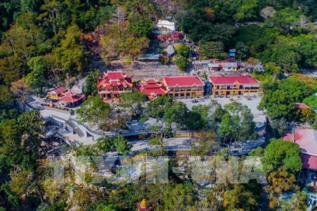 Quy hoạch 3 khu đô thị mới ven Khu du lịch quốc gia Núi Bà Đen