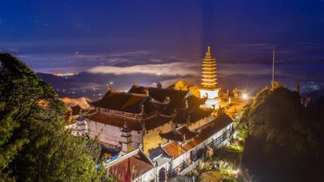 Lào Cai mở cổng trời Fansipan 2020