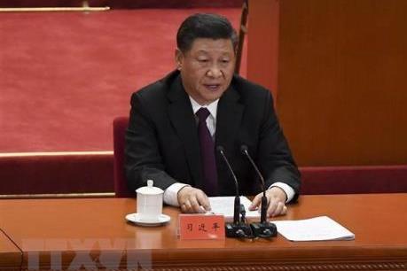 Dịch bệnh do virus corona: Chủ tịch Trung Quốc khẳng định sức mạnh của người dân
