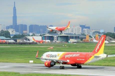 Vietjet Air công bố ngừng khai thác toàn bộ chuyến bay đi, đến Trung Quốc