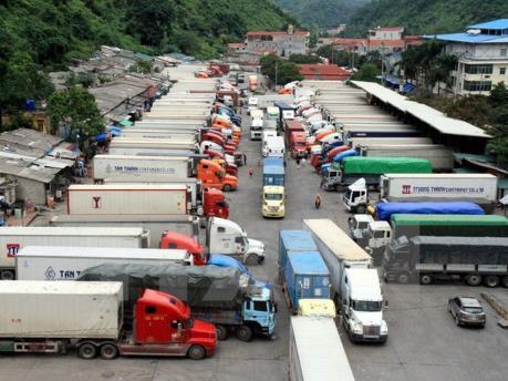 Lạng Sơn tạm ngừng thông quan hàng hóa do dịch corona