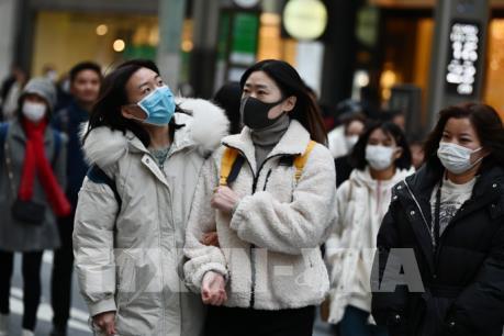 Nhật Bản thành lập nhóm đặc trách đối phó dịch viêm phổi do virus corona