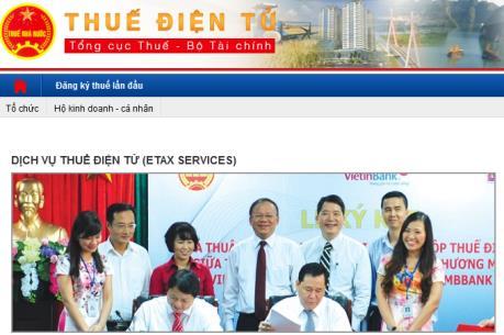 Tp. Hồ Chí Minh sẽ vận hành dịch vụ thuế điện tử eTax từ 10/2