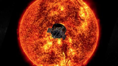 Những kỷ lục mới của tàu Paker khi thăm dò Mặt Trời