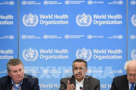 WHO ban bố tình trạng khẩn cấp y tế toàn cầu về bùng phát virus Corona