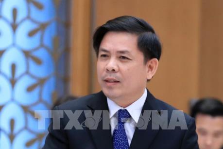 Bộ trưởng Nguyễn Văn Thể: Xã hội hoá để đảm bảo thị trường vận tải cạnh tranh lành mạnh