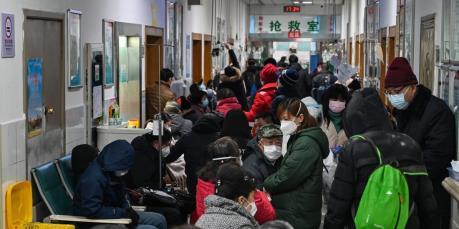 Dịch bệnh viêm phổi do virus Corona: 200 công dân Anh bị kẹt tại Vũ Hán được đưa về nước