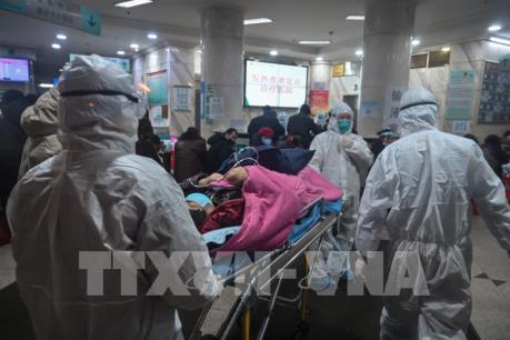 Dịch do virus corona: Trung Quốc cam kết sớm đưa công dân về nước
