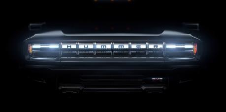"""GM công bố phiên bản Hummer """"xanh"""""""