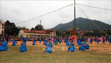 Tuyên Quang tạm dừng tổ chức Lễ hội Lồng Tông
