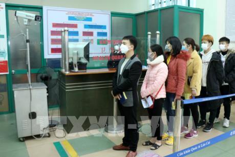 6 trường hợp ở Lào Cai có kết quả âm tính với virus Corona chủng mới