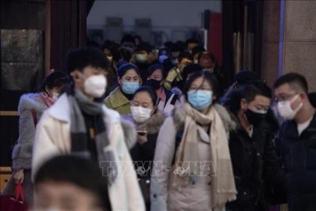Nở rộ dịch vụ giao hàng không tiếp xúc giữa dịch do virus Corona tại Trung Quốc