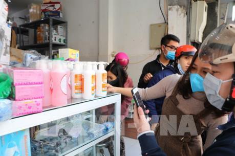 Dừng vận chuyển ra nước ngoài mặt hàng y tế phòng, chống dịch nCoV