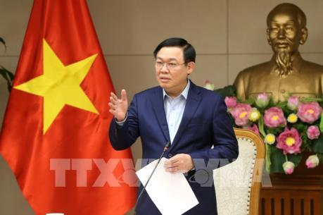 Phó Thủ tướng: Xem xét giá khẩu trang, nước rửa tay phòng dịch bệnh do nCoV