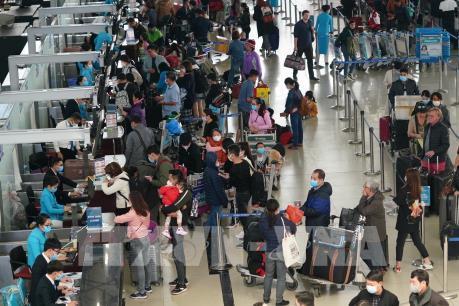 Dừng toàn bộ các chuyến bay giữa Việt Nam - Trung Quốc từ hôm nay (1/2)