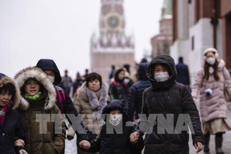 Dịch do virus Corona: Nga cấm công dân Trung Quốc nhập cảnh