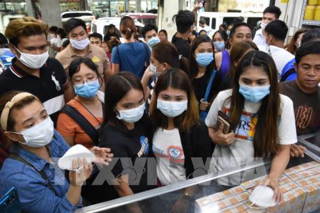 Dịch do virus Corona: Hàng không Philippines hủy một số chuyến bay từ tháng 2
