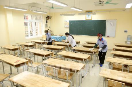 Học sinh Hà Nội được nghỉ học để phòng chống dịch do virus Corona
