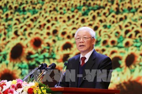 Lễ kỷ niệm trọng thể 90 năm Ngày thành lập Đảng Cộng sản Việt Nam