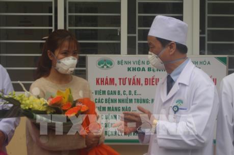 Bác sỹ BV đa khoa Thanh Hoá chia sẻ kinh nghiệm điều trị bệnh nhân nhiễm Corona