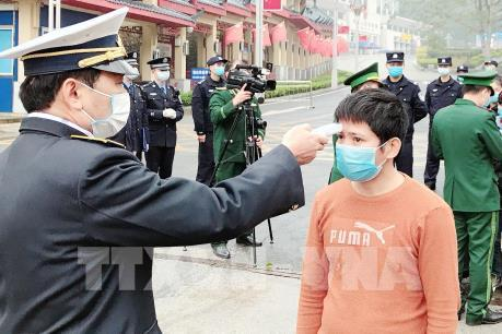 Lạng Sơn: Các cửa khẩu/cặp chợ biên giới tiếp tục dừng hoạt động