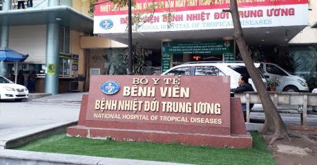 BV Bệnh nhiệt đới trung ương sẵn sàng cho bệnh viện dã chiến