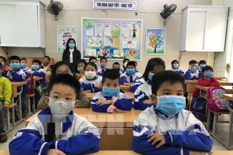 Hà Nội chuẩn bị 2 - 3 triệu khẩu trang phát miễn phí cho học sinh