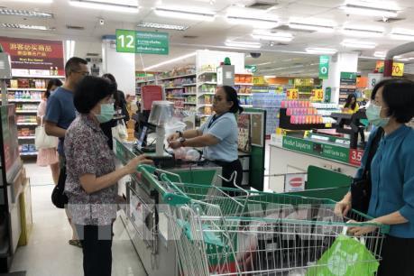 Thái Lan kiểm soát chặt giá khẩu trang và dung dịch rửa tay có cồn