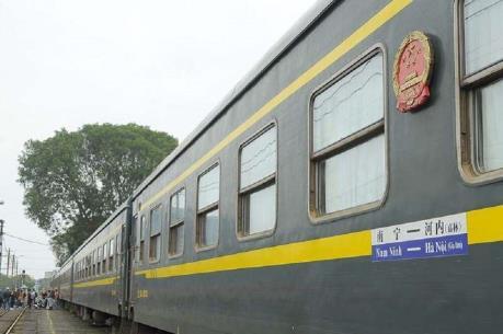 Dịch do virus Corona: Đường sắt dừng tàu liên vận đi Trung Quốc