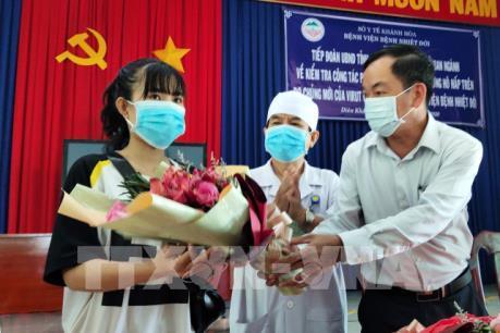 Khánh Hòa - địa phương thứ 3 điều trị thành công bệnh nhân nhiễm virus Corona
