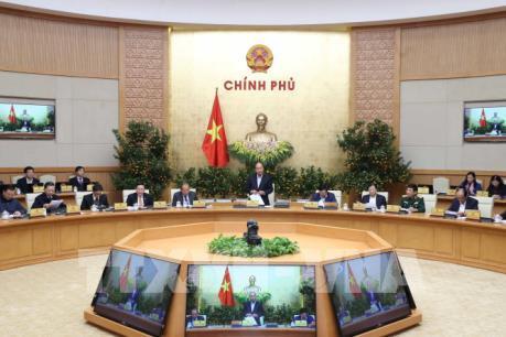 Nghị quyết Phiên họp Chính phủ tháng 1/2020: Kiên định mục tiêu ổn định kinh tế vĩ mô