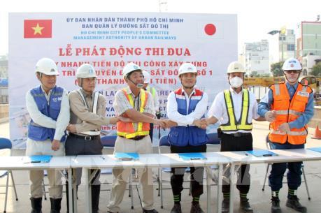 Hoàn thành tuyến metro Bến Thành – Suối Tiên cuối năm 2021