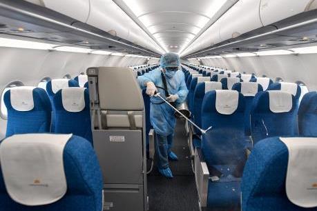 Vietnam Airlines tạm dừng khai thác các đường bay giữa Việt Nam và Hàn Quốc