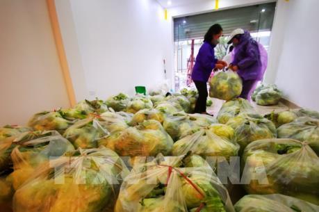 Cung cấp đủ nguồn thực phẩm cho người tiêu dùng