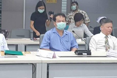 Dịch do virus Corona: Bệnh nhân Thái Lan đầu tiên nhiễm virus xuất viện