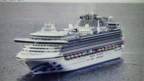 Nhật Bản cập nhật thông tin về hành khách trên du thuyền Diamond Princess