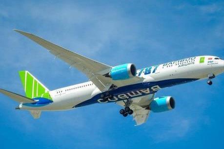 Dịch COVID-19: Bamboo Airways công bố tạm ngừng bay tới Hàn Quốc