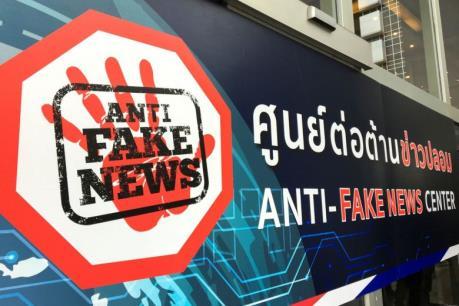 Thái Lan bắt giữ 6 đối tượng tung tin giả về dịch do virus Corona