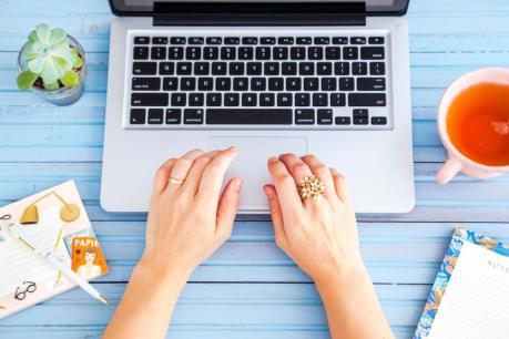 Xu hướng làm việc trực tuyến ở nhà trong mùa dịch do virus Corona