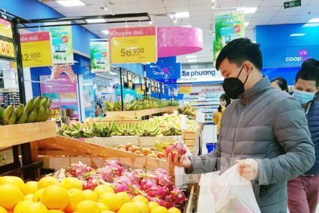 Siêu thị giảm giá nông sản hỗ trợ nông dân và người tiêu dùng