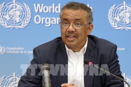 WHO thúc đẩy nỗ lực quốc tế nhằm ứng phó với dịch bệnh do nCoV