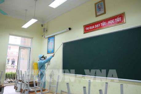 TP Hồ Chí Minh cho học sinh nghỉ học đến hết 19/4