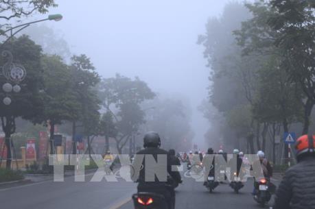 Chất lượng không khí ở Bắc Bộ có hại cho sức khỏe