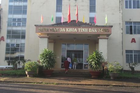 Không quyết liệt chống dịch nCoV, Giám đốc Bệnh viện tỉnh Đắk Nông bị điều chuyển công tác