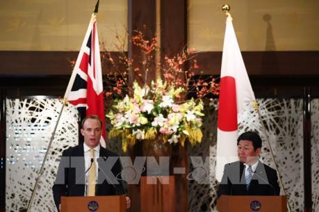Anh muốn có thỏa thuận thương mại tham vọng với Nhật Bản