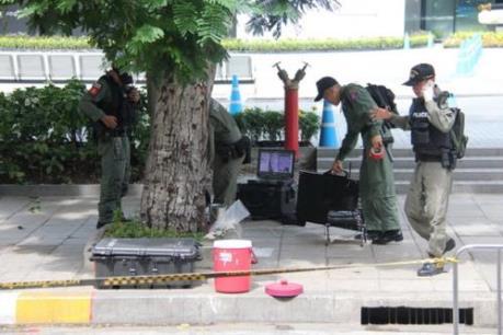 Vụ xả súng tại Thái Lan: Mở chiến dịch truy bắt nghi can