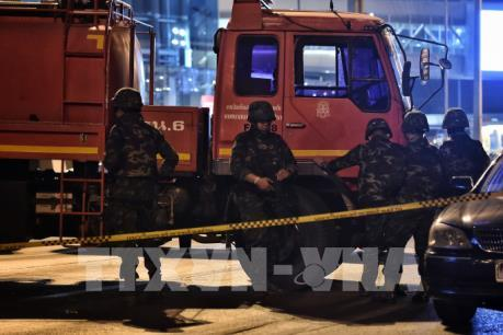 Thái Lan: Đấu súng tại trung tâm thương mại Terminal 21