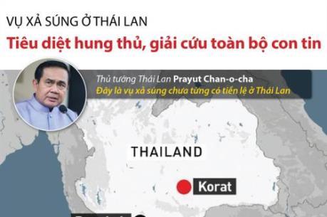 Nhìn lại vụ xả súng ở Thái Lan